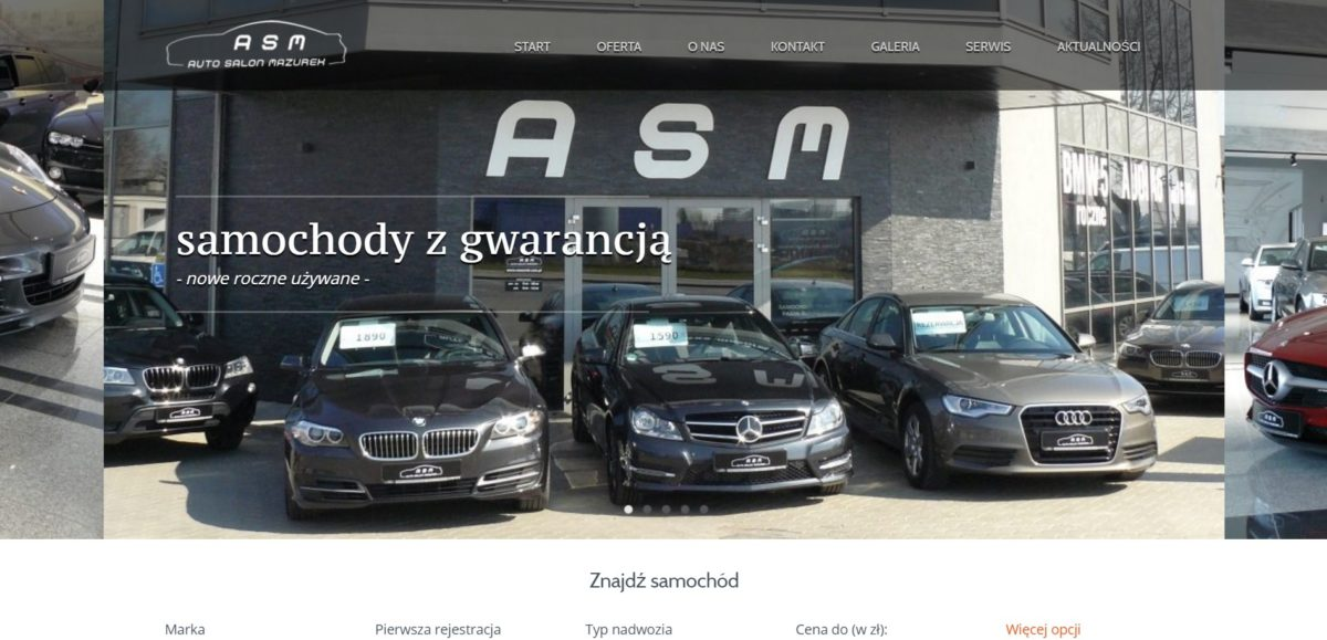 Auto Salon Mazurek