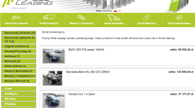 Impuls Leasing Polska sp. z o. o.